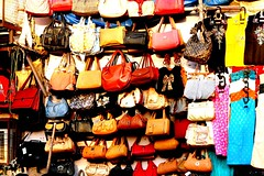 Handbags on Sale at Sarojni Nagar (From Afghanistan With Love) Tags: world poverty travel india digital canon photography kiss delhi culture developing zeerak xti safrang hamesha javaid