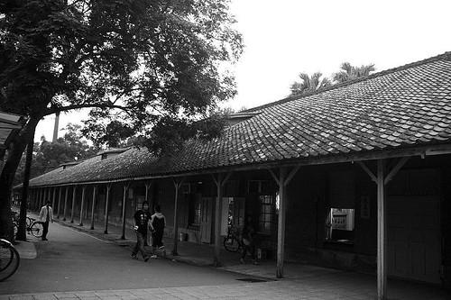日式舊校舍