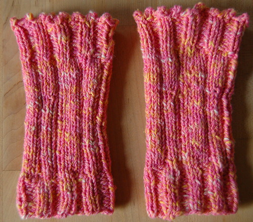Toddler Legwarmers