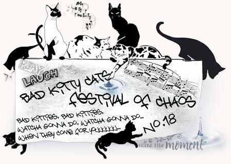 Bad Kitty Cat Festival Of Chaos No.18 -