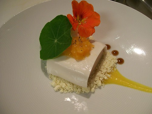 Foie Gras Orange Julius
