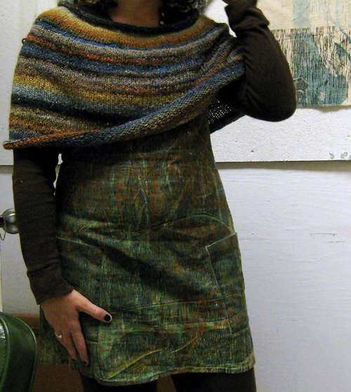 november 08 07:noro tube-thing