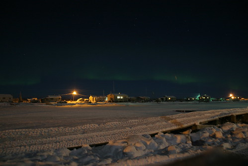 Northern Lights from Kotlik 1