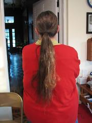 old hair