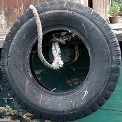 Have you ever popped all your tires?