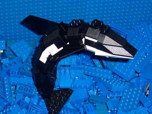 Lego Shamu