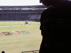 Snap-0131 (ravibits) Tags: cricket pak ind bengaluru