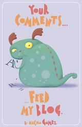 Alimenta al blog