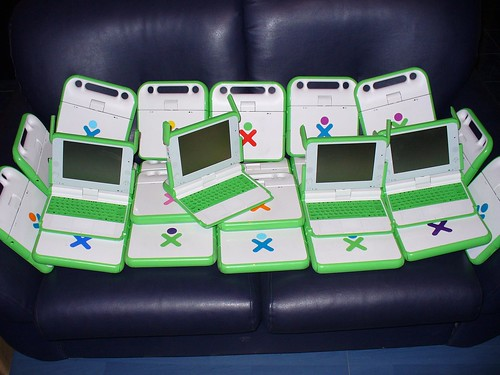 XO Laptops