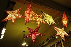 Paper Star Lanterns (joeysplanting) Tags: paper star forsale cords castro 1696 lantern parol 895 2495