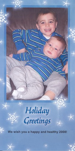 Our 2007 Holiday Card