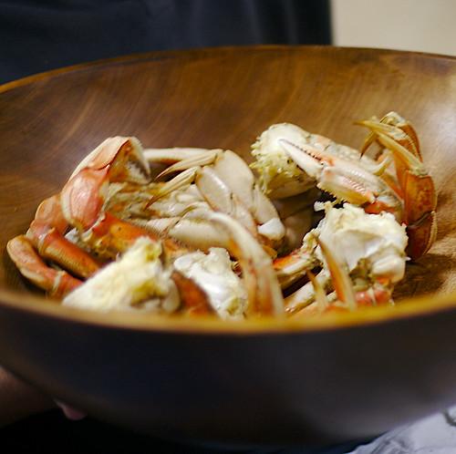 7 of 7: Crab