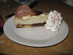 The Cheesecake Factory: Tiramisu cheesecake