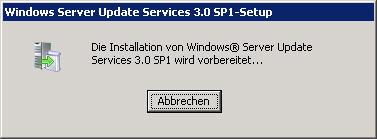 Wsus 3.0 mit SP 1 RC_05