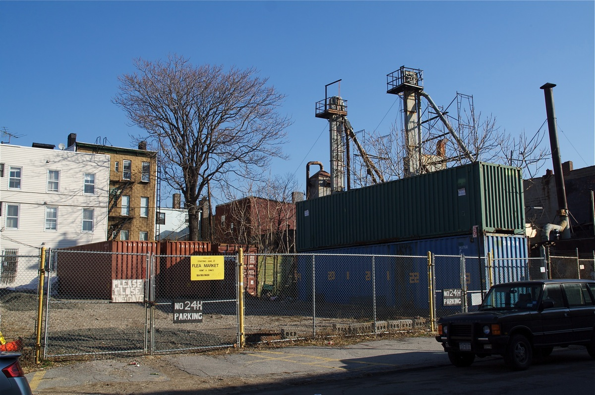 williamsburg container port