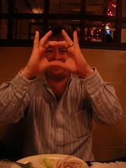 Doug Van Gundy scopes me out (sprout333) Tags: newyearsweekend elkins 20072008 december20072008