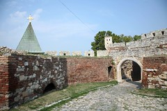 Serbia,Belgrade,Kalemegdan,fortress,church