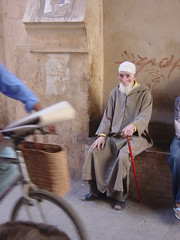 marrakech (joostick) Tags: oldman oudeman