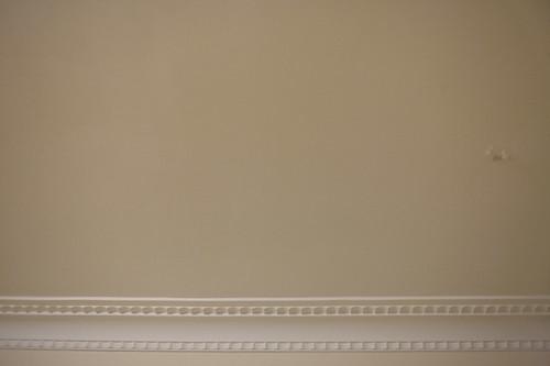Ceiling w/ cornice, 43/366