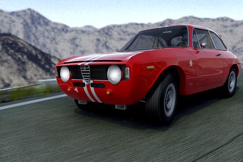 Alfa Romeo Giulia gta Bertone