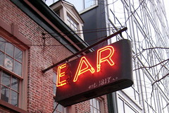NYC - SoHo - Ear Inn by wallyg, on Flickr