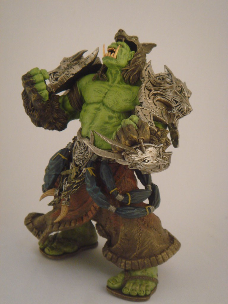 Orc research essay