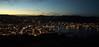 Dusk 2 (anakiwa_forever) Tags: blue newzealand black water yellow clouds grey lights waterfront harbour dusk olympus wellington cbd dslr nightwalk mtvictoria flickrwalk e410 lightribbons utata:project=nocturnal2