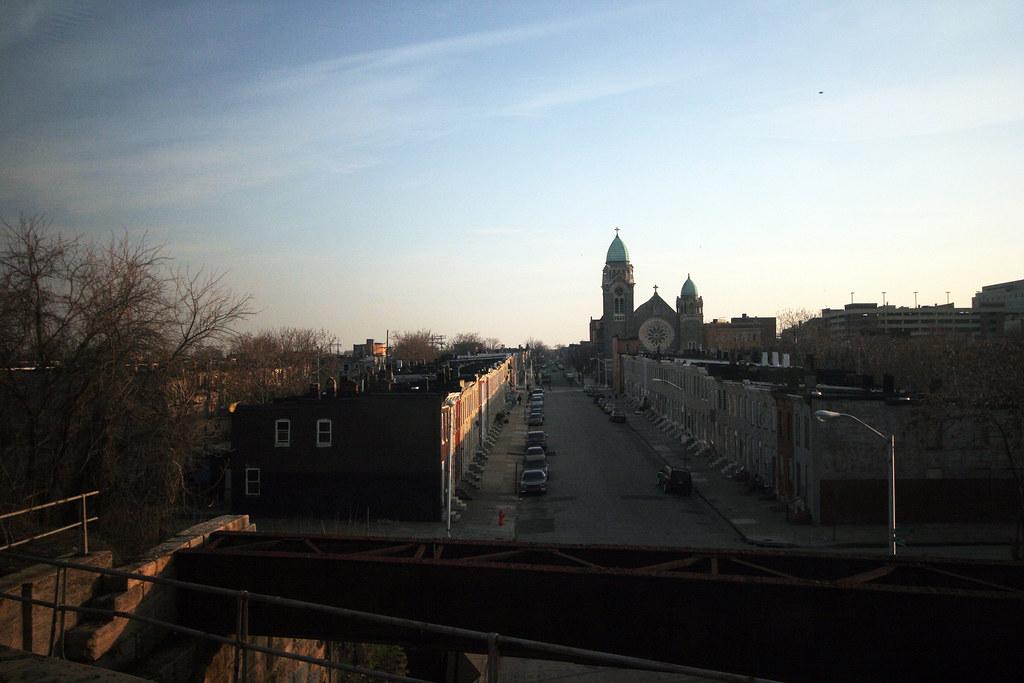 Baltimore backstreets