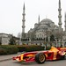 Blue Mosque 3 by superleague formula: thebeautifulrace