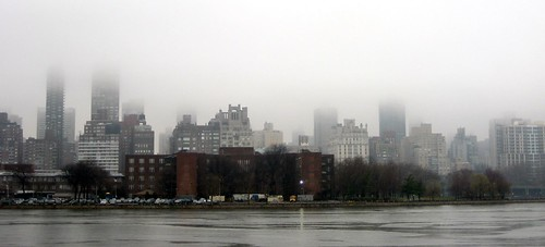 Foggy Upper East Side