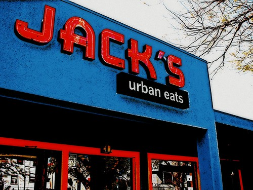 Jack's Urban Eats - Restaurant - 1230 20th St, Sacramento, CA, USA