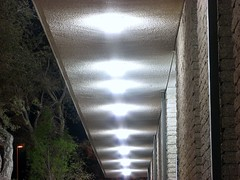 Hall of Justice (Barstow Steve) Tags: light night couthouse utata:project=nocturnal2