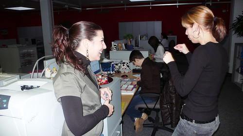 Giova, Fernanda, Sara