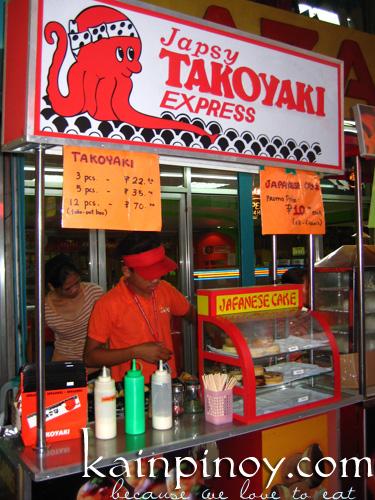 Japsy Takoyaki Express