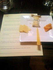 NYC Wine Class Cheese