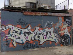 beatbox graf (philascene) Tags: street city urban art philadelphia public graffiti box pennsylvania tag graf pa beat philly kensington beatbox