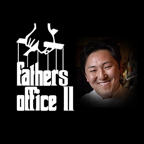Father's Office Sang Yoon