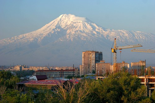 Ararat from Yerevan