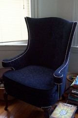 Laurie's armchair