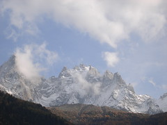 fresh mountain air - Chamonix Mont Blanc