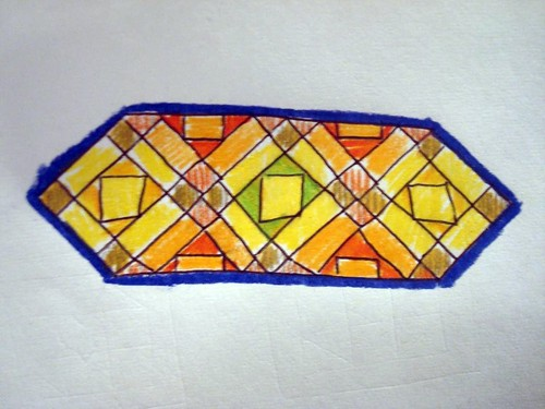 Project Quilting Sketches