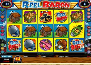 free Reel Baron slot free spins