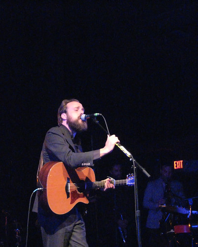 Sam Beam, Iron and Wine