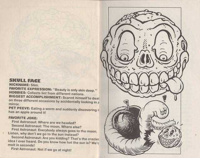 Madballs - Skull Face