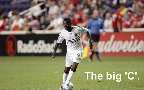 Freddy Adu image for The Offside Rules