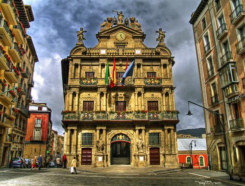 7 de Julio, San Fermín. A Pamplona hemos de ir por Paco CT.