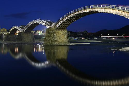 橋(錦帯橋) │ 場所 │ 無料写真素材