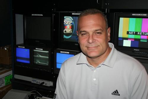 CBS Sports Producer Craig Silver