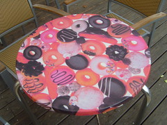 Dunkin'Donuts Table (Don't get it twisted <3) Tags: table m delicious mmm donuts mm mmmmm dunkin mmmmmmmmmmmmm