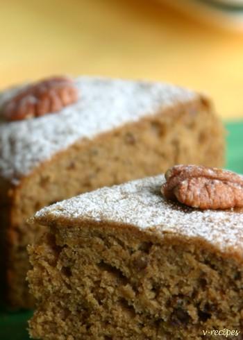 Banan Pecan Cake